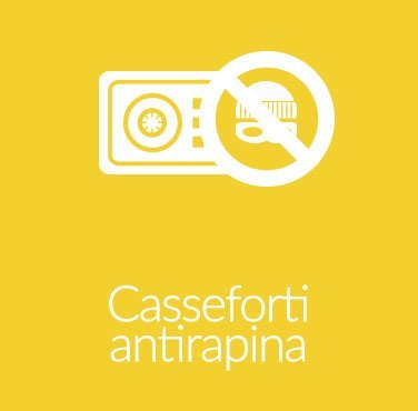 Casseforti Antirapina