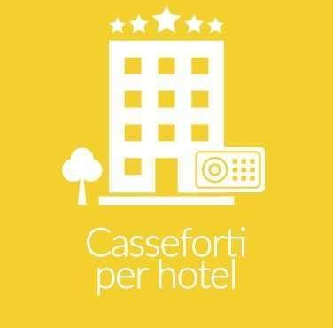 Casseforti uso Hotel