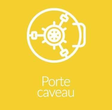 Porte Caveau
